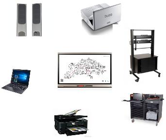 Tableaux interactifs nos produits